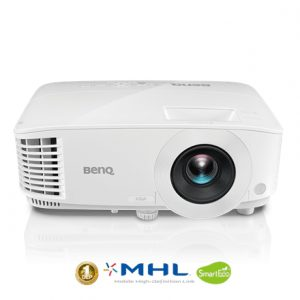 Benq Business Series MX611 XGA (1024×768), 4000 ANSI lumens, 20.000:1, White
