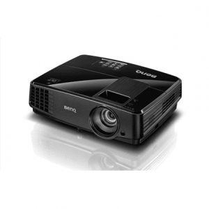 Benq Value Series MS506 SVGA (800×600), 3200 ANSI lumens, 13.000:1, Black,