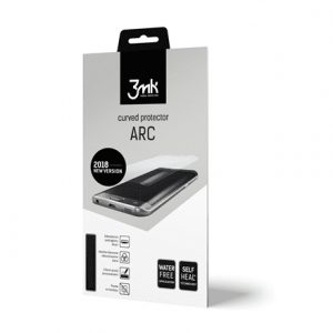 3MK ARC Curved Screen protector, Allview, P9 Energy Lite, Tempered Glass, Transparent