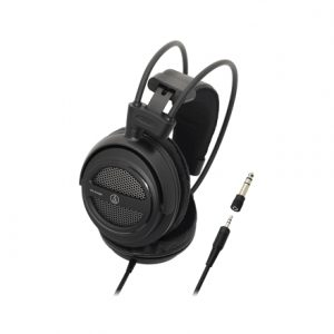 Audio Technica 3.5mm (1/8 inch), Headband/On-Ear, Black