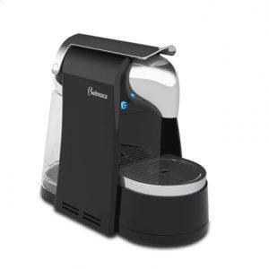 Belmoca B-100 Pump pressure 19 bar, Capsule coffee machine, 1450  W, Black