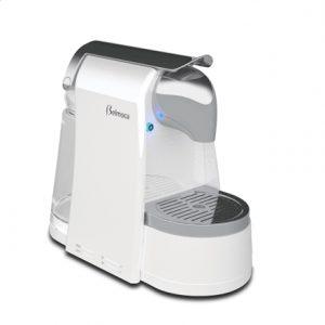 Belmoca B-100 Pump pressure 19 bar, Capsule coffee machine, 1450  W, White