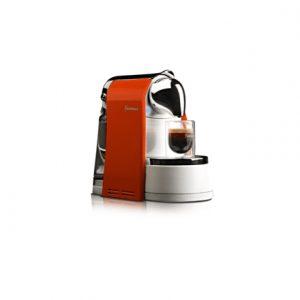Belmoca B-100 Pump pressure 19 bar, Capsule coffee machine, 1450 W, Red