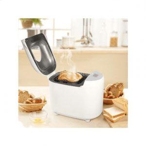 Tristar Bread Maker BM-4586 White, 550 W, Number of programs 19,