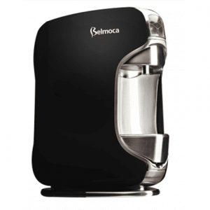 Belmoca Belina Pump pressure 19 bar, Capsule coffee machine, 1450  W, Black, DEMO