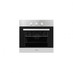 CATA Multifunction Oven CME 6106 X Built-in, 60 L, Inox, AquaSmart, A, Mechanical, Height 60 cm, Width 60 cm, Integrated timer