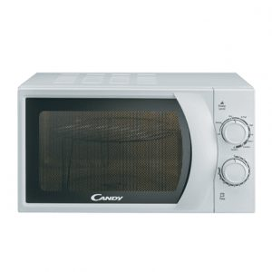 Candy Microwave Oven + grill CMG 2071 M Grill, Rotary, 700 W, White, Free standing