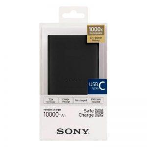Akupank Sony 10000mAh USB-C, must
