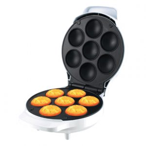 Camry CR 3026 Muffin maker, White, 1000 W, 7 pc(s)
