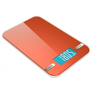 Camry Kitchen scale  CR 3151  Maximum weight (capacity) 5 kg, Accuracy 1 g, Orange