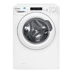 Candy Washing machine CS3 1162D3-S Front loading, Washing capacity 6 kg, 1100 RPM, A+++, Depth 38 cm, Width 60 cm, White, Display, LCD