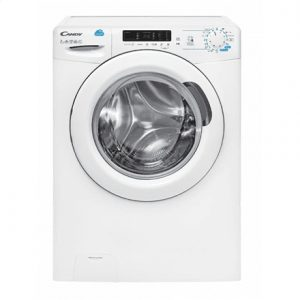 Candy Washing Machine CSS4 1372D3 Front loading, Washing capacity 7 kg, 1300 RPM, A+++, Depth 40 cm, Width 60 cm, White, Steam function, LED, Display,