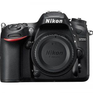 DSLR Nikon D7200 kere