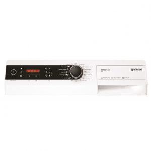 Gorenje Dryer machine D98F65F Steam function, Heat pump, Condensation, 9 kg, Energy efficiency class A++, Number of programs 27, White, LED, Depth 60 cm, Display,