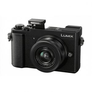 Panasonic DC-GX9KEG-K Mirrorless Camera Kit, 20.3 MP, ISO 25600, Video recording, Wi-Fi, Black