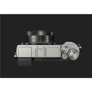 "Panasonic DC-GX9KEG-S Mirrorless Camera Kit, 20.3 MP, ISO 25600, Display diagonal 3.0 "", Video recording, Wi-Fi, Silver"