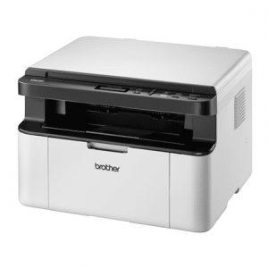 Brother DCP-1610W Mono, Laser, Multifunctional printer, Wi-Fi, Black, White