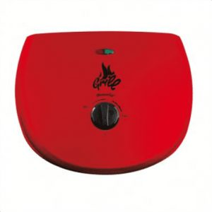 DomoClip Grill DOC146 Red, 1750 W