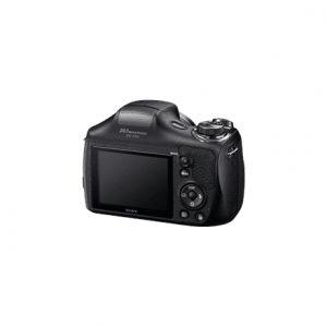 Sony Cyber-shot DSC-H300 Bridge camera, 20.1 MP, Optical zoom 35 x, Digital zoom 2 x, ISO 3200, Display diagonal 7.62 cm, Video recording, Black