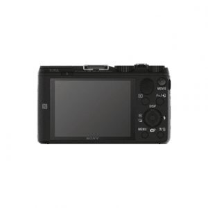 Sony Cyber-shot DSC-HX60 Compact camera, 20.4 MP, Optical zoom 30 x, Digital zoom 60 x, Image stabilizer, ISO 12800, Display diagonal 7.62 cm, Wi-Fi, Video recording, Black