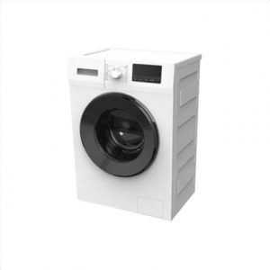 DAEWOO Washing Machine 	DWD-6T1021B Front loading, Washing capacity 6 kg, 1000 RPM, A+++, Depth 47 cm, Width 60 cm, White, Free Standing, LED, Yes, Display, 85 cm,