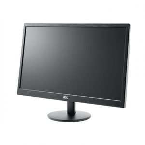 "AOC e2270Swn 21.5 "", TN, Full HD, 1920 x 1080 pixels, 16:9, 5 ms, 200 cd/m², Black, VGA"