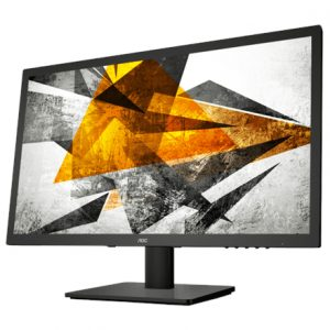 "AOC E2275SWJ 21.5 "", TN, FHD, 1920 x 1080 pixels, 16:9, 2 ms, 250 cd/m², Black"