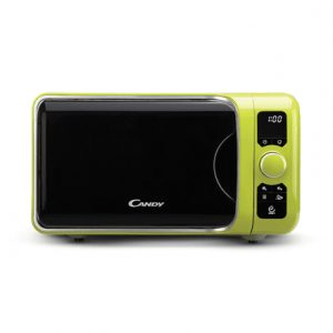 Candy Microwave oven EGO-G25D CG Grill, Rotary, 900 W, Green, Free standing, Defrost function