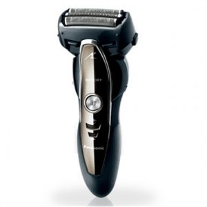 Panasonic ES-ST25K Warranty 24 month(s), Rechargeable, Charging time 1 h, Battery life 45min h, Rechargeable battery (up to 1 hour of charging), Number of shaver heads/blades 3, Black