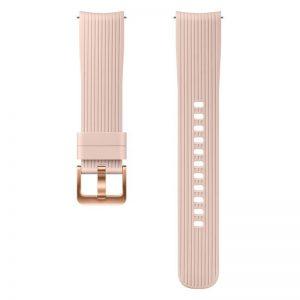 Galaxy Watch  silikoonrihm, 42mm, roosa