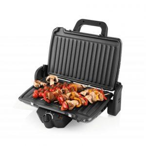 ETA Electric contact grill  ETA415590000 Black, 1600 W, 38.6 x 14.5 cm