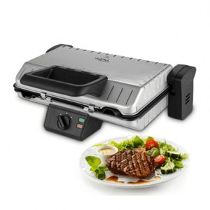 Gallet Grill Chartres GALGRI660 Stainless steel / black, 1600 W