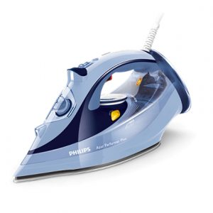 Philips Azur Performer GC4526/20 Blue, 2600 W, Steam iron, Continuous steam 50 g/min, Steam boost performance 210 g/min, Auto power off, Anti-drip function, Anti-scale system, Water tank capacity 300 ml