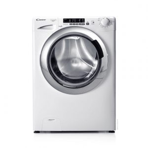 Candy Washing Machine GVS 138DC3-S Front loading, Washing capacity 8 kg, 1300 RPM, A+++, Depth 52 cm, Width 60 cm, White, Display, LCD,