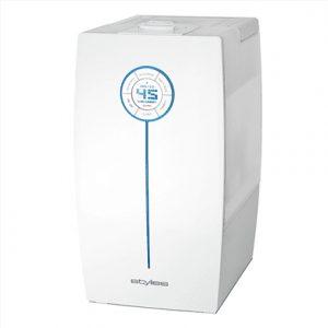 Air Humidifier Stylies HAU4601 Humidification capacity 400 ml/hr, 65 – 160 m³, 30 W, white, Water tank capacity 7,5 L