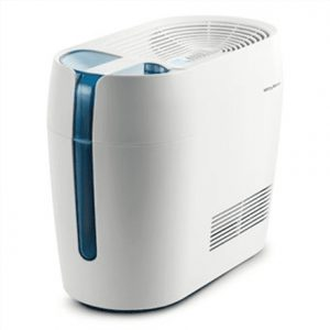 Air humidifier Stylies Mira HAU540  Humidification capacity 350 ml/hr, White, Type Air humidifier, 125 m³, Evaporator, 18 W, Suitable for rooms up to 35 m², Water tank capacity 5,2 L