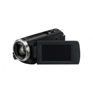 "Panasonic Video camera HC-V180EP-K HDMI, Black, Optical zoom 50 x, 2.7 "", 1920 x 1080 pixels"