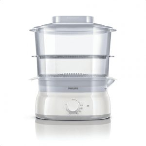 Food Steamer Philips HD9115/00 Beige/White, 900 W, Number of baskets 2