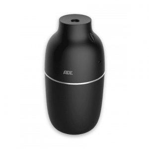 ADE USB Humidefier HM1800-1 Black, Water tank capacity 0.16 L