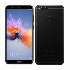 "Huawei Honor 7X Black, 5.93 "", IPS LCD, 1080 x 2160 pixels, Cortex-A53, Internal RAM 4 GB, 64 GB, microSD, Dual SIM, Nano-SIM, 4G, Main camera Dual 16+2 MP, Secondary camera 8 MP, Android, 7.0, 3340 mAh"
