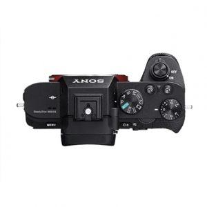 "Sony ILCE7M2B.CEC Mirrorless Camera body, 24.3 MP, ISO 51200, Display diagonal 7.62 "", Video recording, Wi-Fi, Magnification 0.71 x, CMOS, Black"