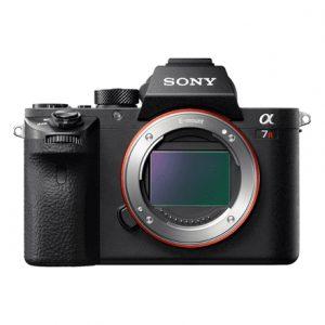 "Sony ILCE7RM2B.CEC Mirrorless Camera body, 42.4 MP, ISO 102400, Display diagonal 7.62 "", Video recording, Wi-Fi, Magnification 0.78 x, CMOS, Black, Image sensor size (W x H) 35.9 x 24 """