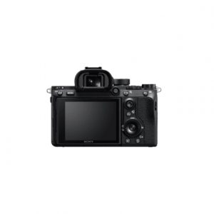 """Sony ILCE-7RM3 Mirrorless Camera body, 42.4 MP, ISO 102400, Display diagonal 3.0 """", Video recording, Wi-Fi, Viewfinder, CMOS, Black"""