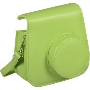 Fujifilm Instax Mini 9 Case Lime green