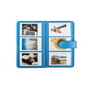 Fujifilm LAPORTA Instax mini photo Album, Cobalt Blue, 108 photos