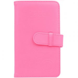 Fujifilm LAPORTA Instax mini photo Album, Flamingo pink, 108 photos