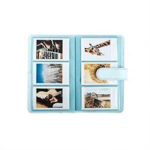 Fujifilm LAPORTA Instax mini photo Album, Ice blue, 108 photos