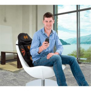 Lanaform LA110304 Warranty 24 month(s), Number of massage zones 5, Heat function, 10 W, Black