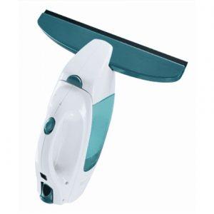 Leifheit Window vacuum cleaner, White/green, Cordless