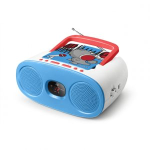 Muse Portable Radio M-20 KDB CD player, AUX in, FM radio,